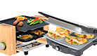 Grill y raclette