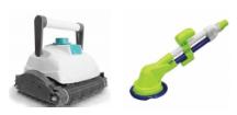 Limpafundos automáticos