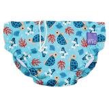 Pañal bañador Reutilizable Tortuga  M 6-12 meses Bambino Mio