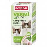 Tabletes antiparasita natural gato, 50 ud