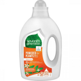 Pack 3x Detergente líquido fresh orange Seventh Generation 20 lavados