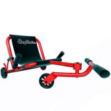 Patinete asiento infantil clásico EzyRoller Rojo y negro