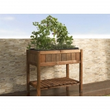 Mesa de cultivo de madera germin 40