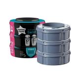 Pack x3 recargas para depósito de fraldas Twist&Click