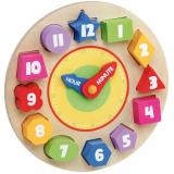 Reloj de madera Oh Clock! Moltó