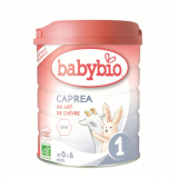 Leche de Cabra BIO Caprea 1 (0 a 6 meses) Babybio 800 g