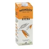 Pack 6x Bebida de Aveia BIO Monsoy1L