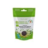 Semillas germinado Brócoli Calabrece ECO Germline 100 g