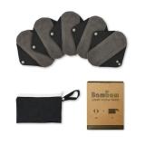 Compresa de bambú reutilizable Bambaw
