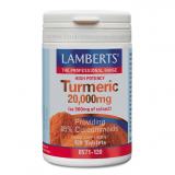 Cúrcuma 20.000 mg Lamberts