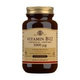 Vitamina B12 1000 μg , 250 comprimidos masticables Solgar