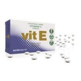 Vitamina E Retard Soria Natural, 48 comprimidos