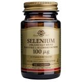 Selenio 100 μg Solgar, 100 Comprimidos