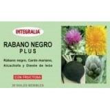 Rábano Negro Plus Integralia, 20 viales