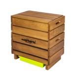 Vermicompostador madeira completo Multihuerto