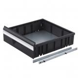 Set de cajón L + guías para bancos de trabajo Wolfcraft 6781000