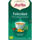 Yogi Tea BIO Felicidad 17 bolsitas