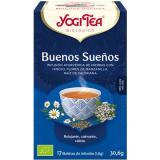 Tea BIO Buenas noches Yogi 17 bolsitas