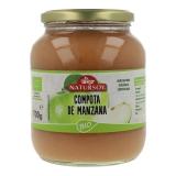 Compota de manzana ECO Natursoy, 720 ml