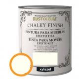 Pintura Chalky Finish Muebles Xylazel Blanco Tiza