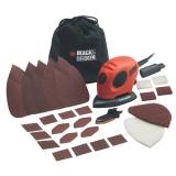 Lixadora Mouse Black&Decker  55W + bolsa e acessórios KA161BC-QS