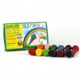 Ceras con formas 12 colores