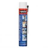 Espuma poliuretano aerosol 750ml