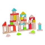 Brinquedo ECO Blocos de construção 50 peças, Everearth