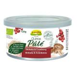 Paté Bio Quinoa Shiitake Arándano Rojo Granovita 125g