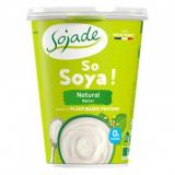 Yogur soja natural  BIO Sojade 400g