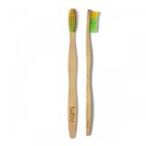 Escova de dentes bambu adulto forte, Babu